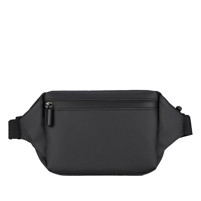 Gürteltasche Carryall Sling reflektierend Black, Farbe: schwarz, Marke: OAK25, EAN: 4270001715937, Abmessungen in cm: 28.0x14.0x10.0, Bild 2 von 6