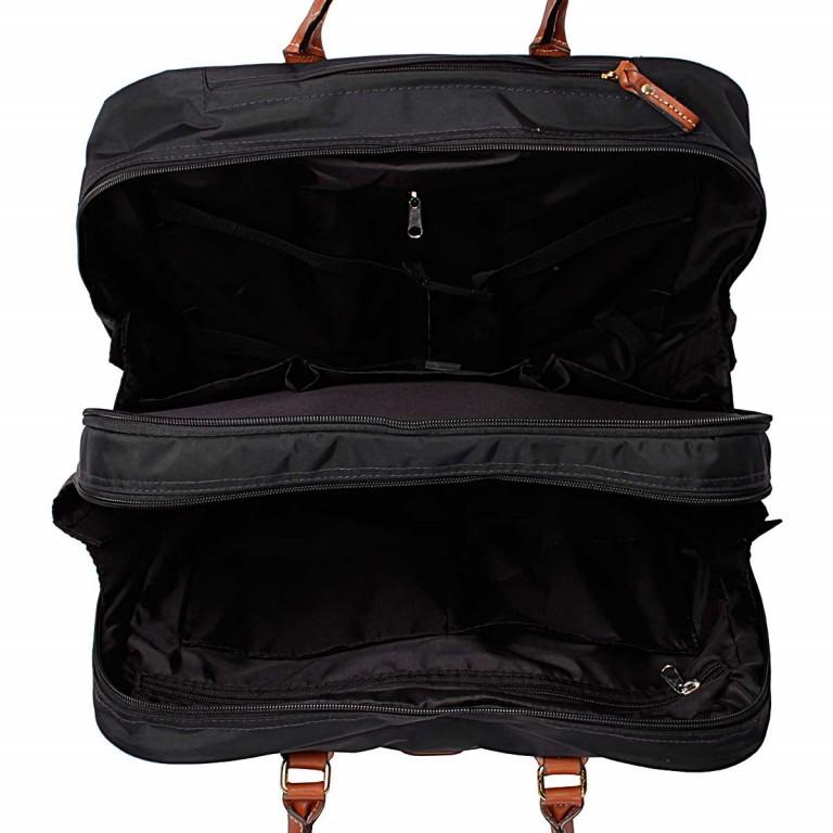 Pilotenkoffer X-Bag & X-Travel Black, Farbe: schwarz, Marke: Brics, EAN: 8016623788050, Abmessungen in cm: 40.5x36.0x16.0, Bild 4 von 4