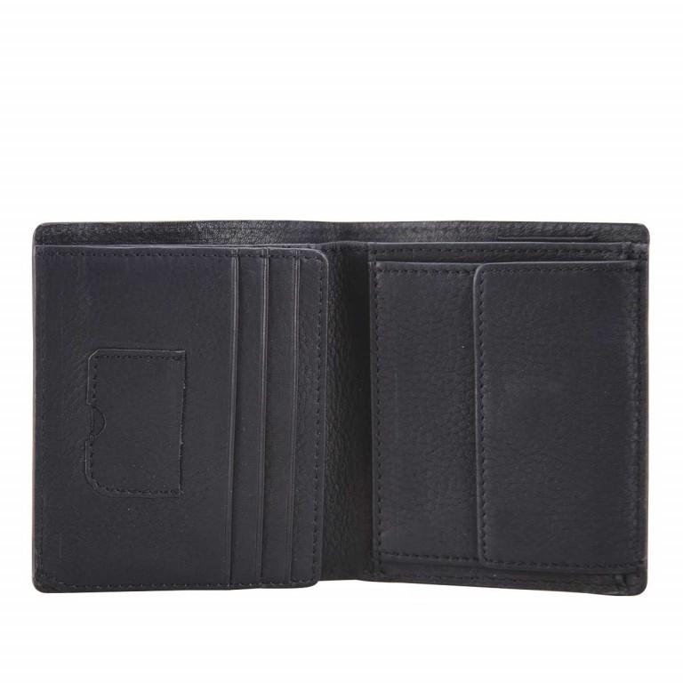 Geldbörse Harrison Billfold V8 Black, Farbe: schwarz, Marke: Strellson, EAN: 4053533015542, Abmessungen in cm: 9.5x12.0x2.0, Bild 2 von 2