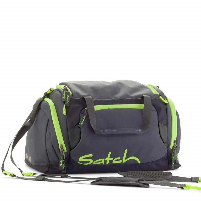 Sporttasche Phantom, Farbe: grau, Marke: Satch, EAN: 4057081029501, Abmessungen in cm: 45.0x25.0x25.0, Bild 1 von 5