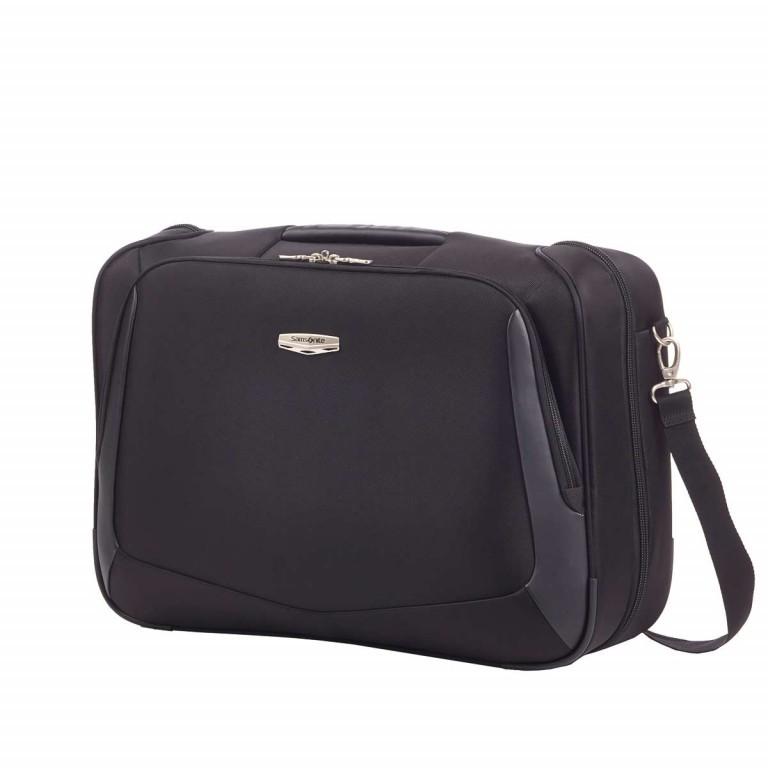 Kleidersack Xblade Bi-Fold Garment Bag Black, Farbe: schwarz, Marke: Samsonite, EAN: 5414847964060, Abmessungen in cm: 55.0x40.0x20.0, Bild 1 von 9