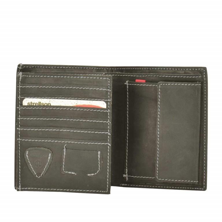 Geldbörse Richmond Billfold V12 Dark Brown, Farbe: braun, Marke: Strellson, EAN: 4053533141883, Abmessungen in cm: 10.5x13.0x2.0, Bild 2 von 2