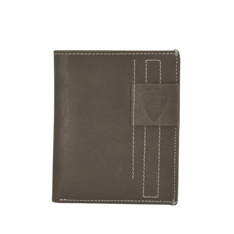 Geldbörse Richmond Billfold V12 Dark Brown, Farbe: braun, Marke: Strellson, EAN: 4053533141883, Abmessungen in cm: 10.5x13.0x2.0, Bild 1 von 2