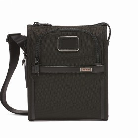 Umhängetasche Alpha 3 Pocket Bag Small Black
