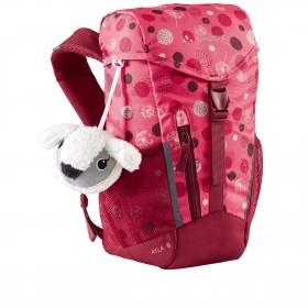 Kinderrucksack Family Ayla 6 Bright Pink Cranberry
