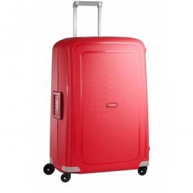 Koffer S´Cure Spinner 75 Crimson Red