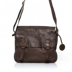 Umhängetasche Cool-Casual Funchal B3.5172 Chocolate Brown