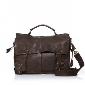 Aktentasche Cool-Casual Bodil B3.5174 Chocolate Brown