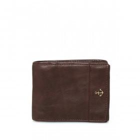 Geldbörse Cool-Casual August B3.0340 Chocolate Brown