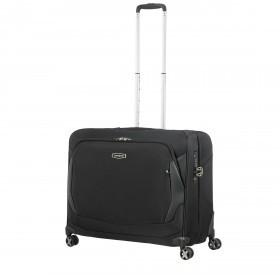 Kleidersack Xblade Garment Bag Wheels mit zwei Rollen Black