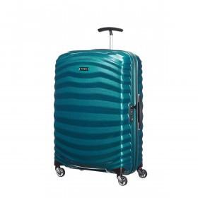 Koffer Lite-Shock Spinner 69 Petrol Blue