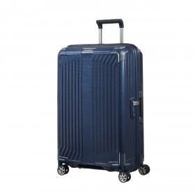 Koffer Lite-Box Spinner 69 Deep Blue