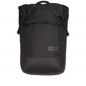 Rucksack Daypack Solid Black Eclipse