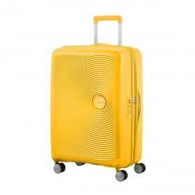 Trolley Soundbox 4-Rollen 67 cm Golden Yellow