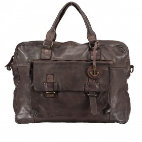 Aktentasche Cool-Casual Antares B3.5168 Chocolate Brown