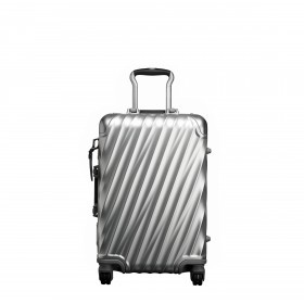 Tumi 19 Degree International Carry On 56cm 4Rollen Silver