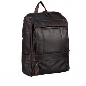 """The Chesterfield Brand Laptoprucksack 15.4"""" Rich C58-0157.01 Brown"""