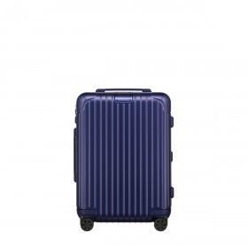 Koffer Essential Cabin Matte Blue