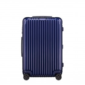 Koffer Essential Check-In M Gloss Blue