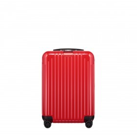 Koffer Essential Lite Cabin Gloss Red