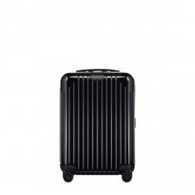 Koffer Essential Lite Cabin Gloss Black