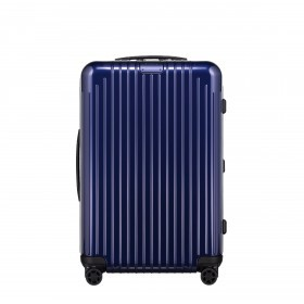 Koffer Essential Lite Check-In M Gloss Blue