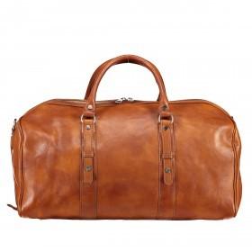 Reisetasche Größe S Cognac