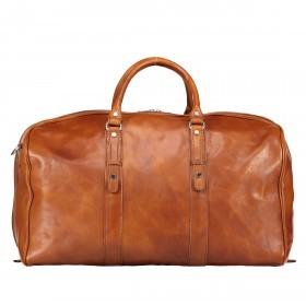 Reisetasche Größe L Cognac