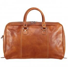 Reisetasche Größe XS Cognac