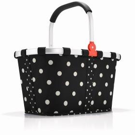 Einkaufskorb Carrybag Mixed Dots