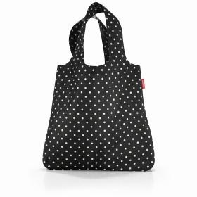 Falttasche Mini Maxi Shopper Mixed Dots