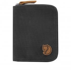 Geldbörse Zip Wallet Dark Grey