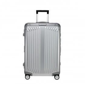 Koffer Lite-Box Spinner 69 Aluminium Silver