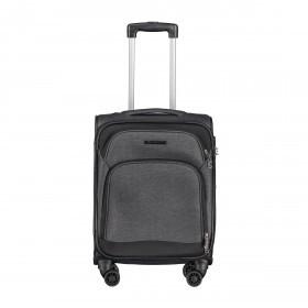 Koffer T1 55 cm Grey Bee