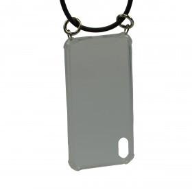 Handyhülle iPhone Case für iPhone X Transparent