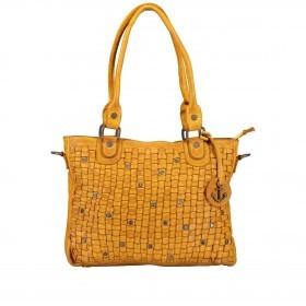 Shopper Soft-Weaving Ysabel B3.4722 Oriental Mustard