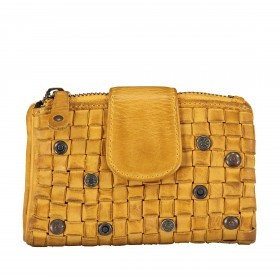 Geldbörse Soft-Weaving Kim B3.0341 Oriental Mustard
