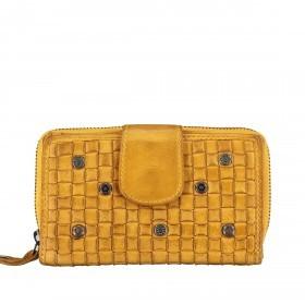 Geldbörse Soft-Weaving Lucinda B3.0647 Oriental Mustard