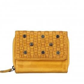 Geldbörse Soft-Weaving Yvonne B3.0883 Oriental Mustard