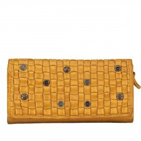 Geldbörse Soft-Weaving Adriane B3.9857 Oriental Mustard