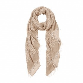 Schal Casual 242-591 Taupe