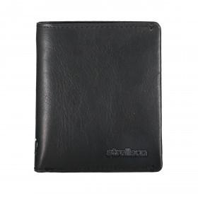 Geldbörse Goldhawk Billfold Q6 Black