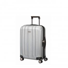 Koffer Lite-Cube Spinner 55 Silver