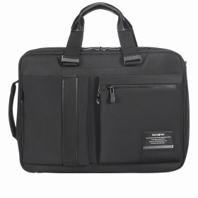 Laptoptasche Openroad 3 Way Boarding Bag 15.6 Zoll erweiterbar Black