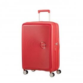 Trolley Soundbox 4-Rollen 67 cm Coral Red