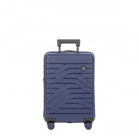 Koffer B|Y by Brics Ulisse 55 cm Ocean Blue