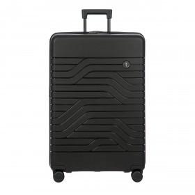 Koffer B Y by Brics Ulisse 79 cm Black