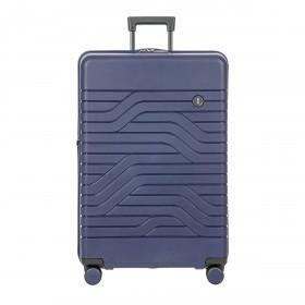 Koffer B|Y by Brics Ulisse 79 cm Ocean Blue
