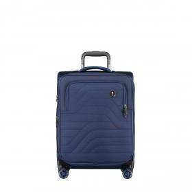 Koffer B|Y by Brics Itaca 55 cm Ocean Blue