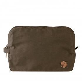 Kosmetiktasche Gear Bag Large Dark Olive